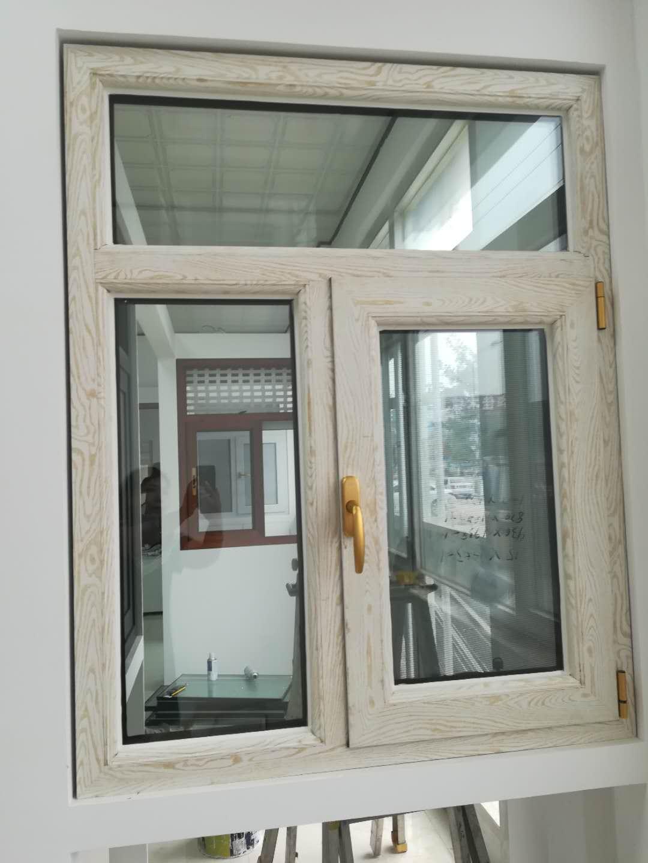 【任丘市亚联铝材】样品窗 型材